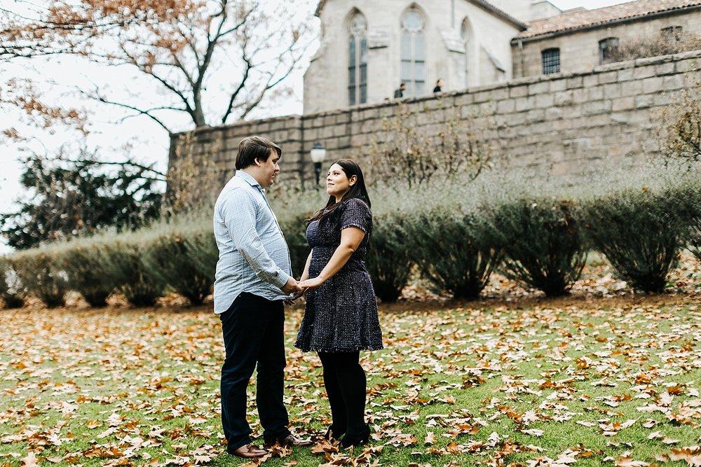 fort tryon | new york wedding photographer
