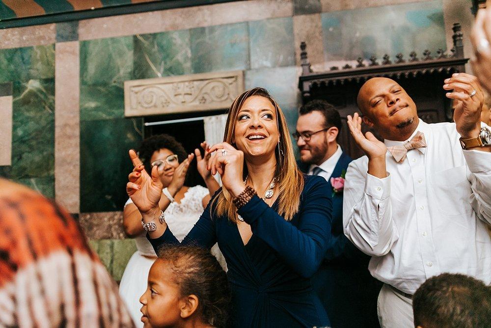 Summer wedding at Fleisher Art Memorial by Danfredo Photos + Films
