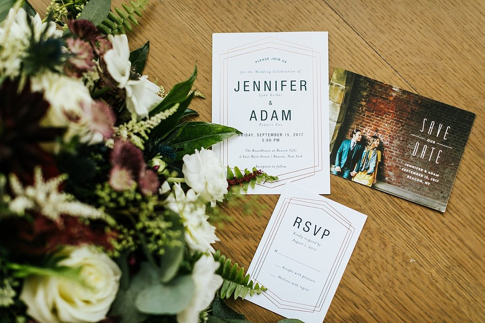 the roundhouse | hudson valley wedding photographer