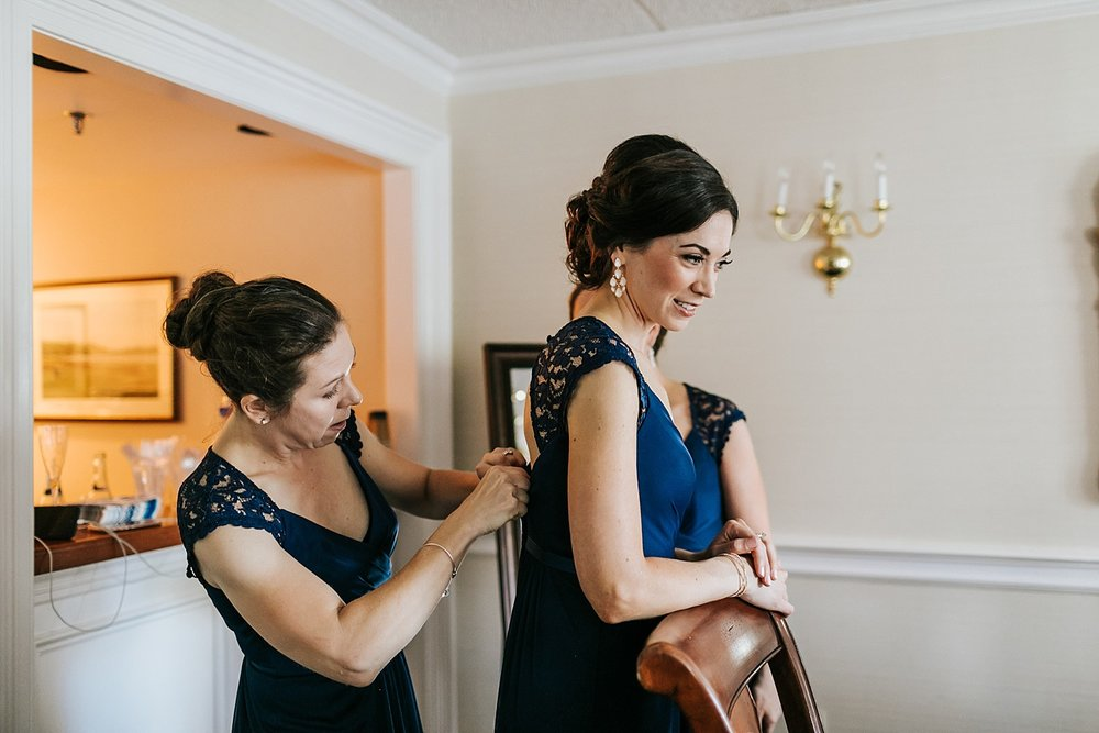 Summer wedding at the desmond by danfredo photos + films