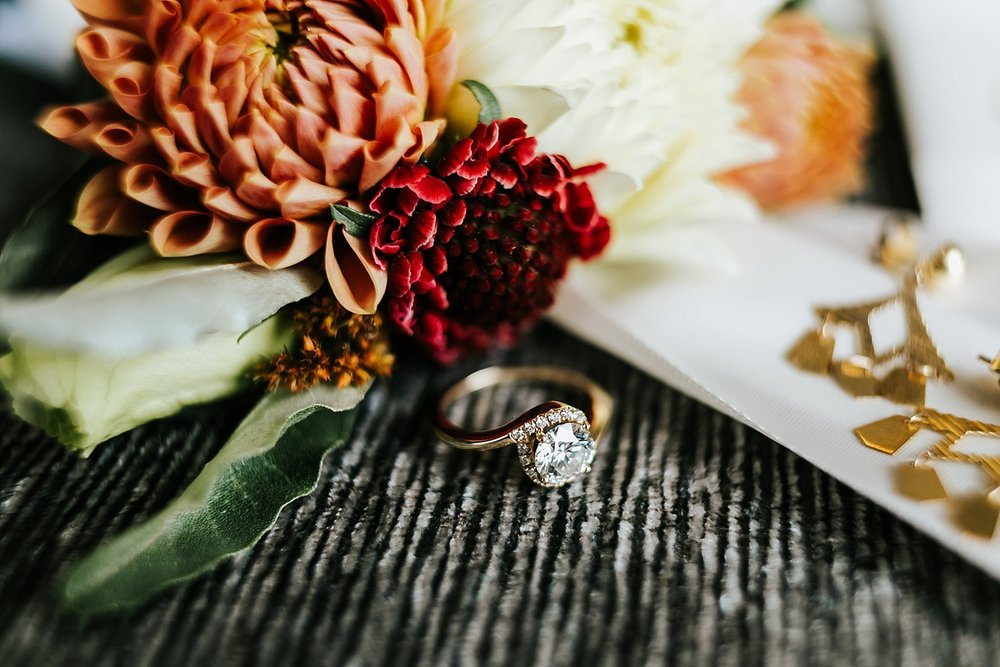 Wedding details at inn at penn by danfredo photos + films