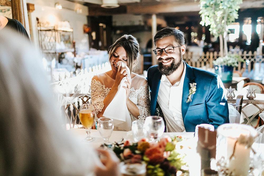 Fall wedding in pennsylvania by danfredo photos + films