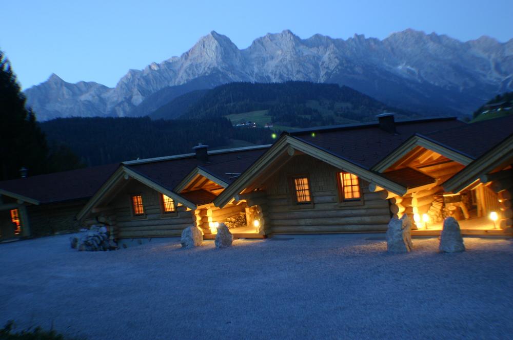 Urige Hütte mit toller Aussicht
