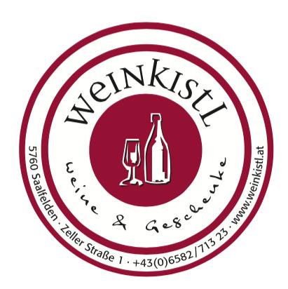 Weinkistl Einen wunderbarlässigen und extrem entspannten Georg Fürstauer findet ihr, wenn ihr in sein Weinkistl in Saalfelden kommt. Sommelier und Gourmet mit Leib und Seele. Er hat immer einen leckeren Tropfen zum Verköstigen parat und findet garantiert den perfekten Wein zu eurem Anlass. Kontaktdaten hier