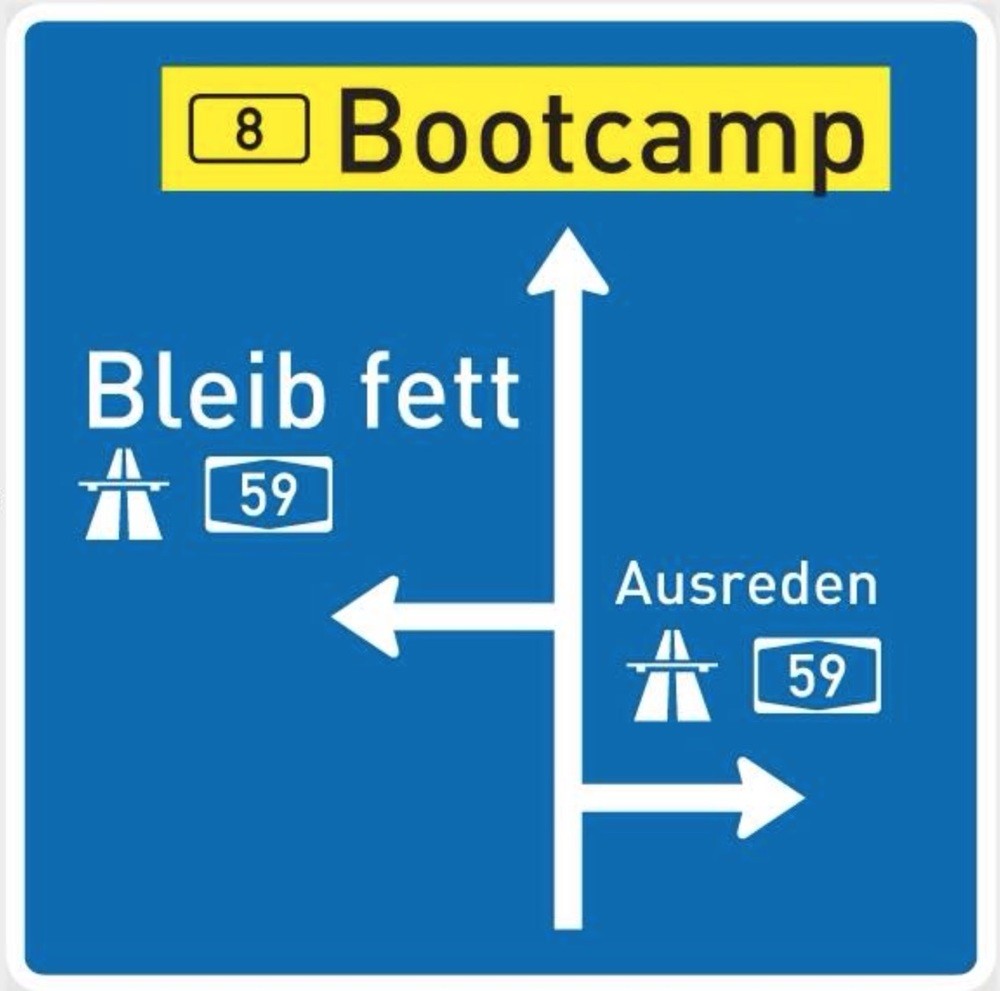 Luxus Boot Camp Urlaub