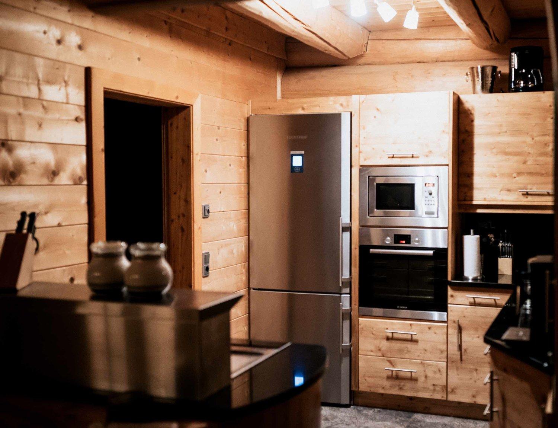 Luxus Chalet mit Whirlpool ✓ Hütten- u. Chalet-Urlaub