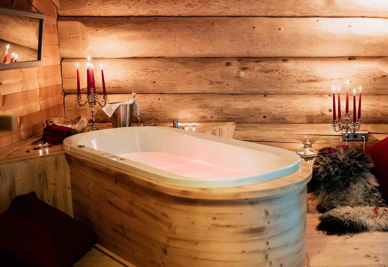 Luxus Chalet Mit Wellness Hütten U Chalet Urlaub