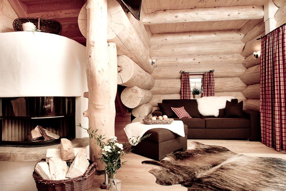 Romantik und Luxus im Chalet