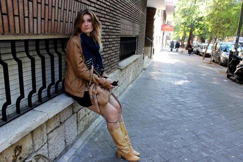 photos and makeup byAndrea Banda Ibañez