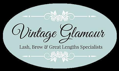 Graphics For Vintage Beauty Shop Logo
