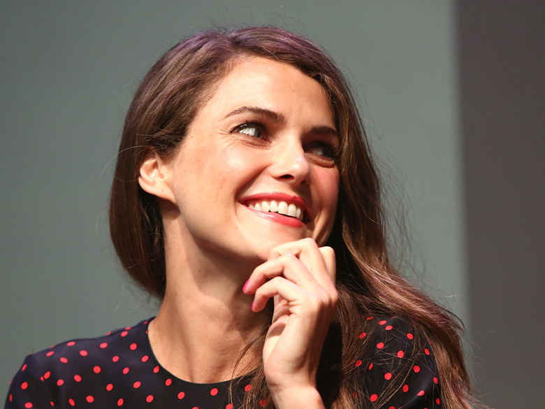 Summer Fridays with Keri Russell