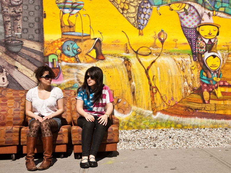 "Head to ""Broad City"""