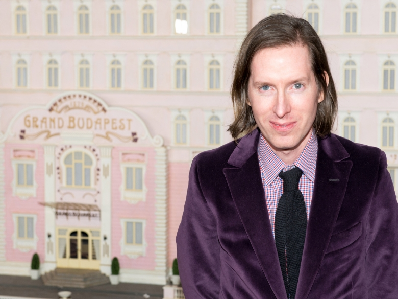 Checking In with Wes Anderson