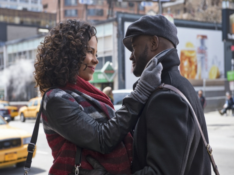 Wish List: Sanaa Lathan and Taye Diggs