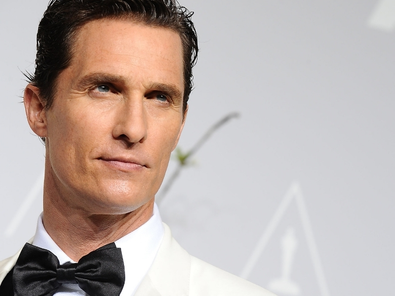 The Man, the Mystery, the McConaughey