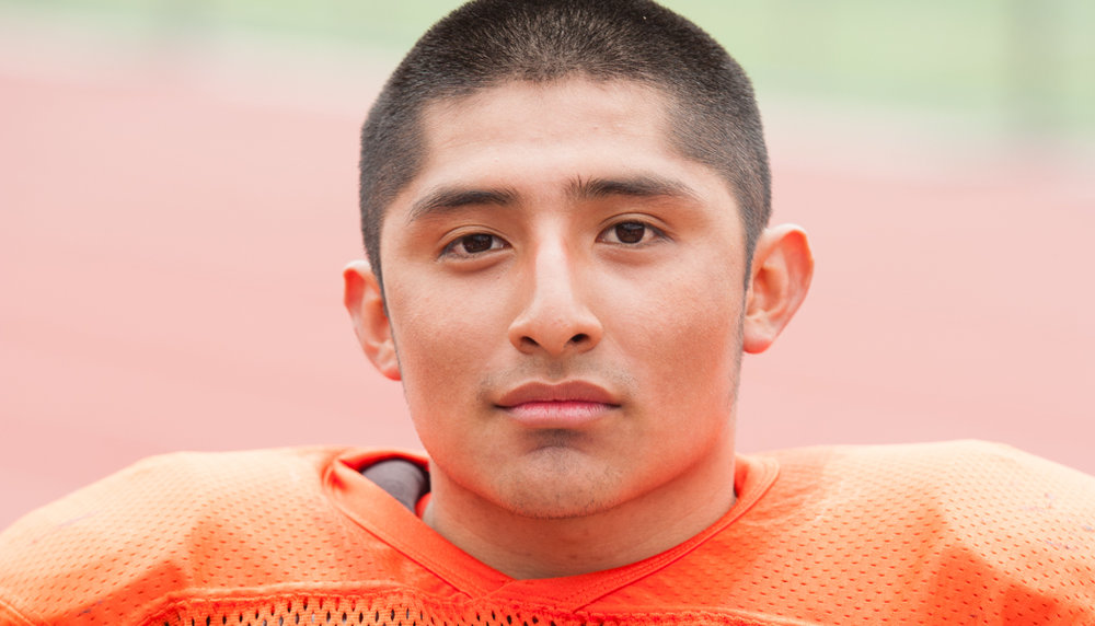 #29 ADRIAN SANCHEZ   Slot / Defensive Back Senior