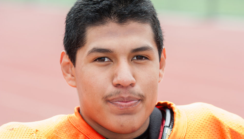 #41 ANDRIAN RANGEL Running Back Junior