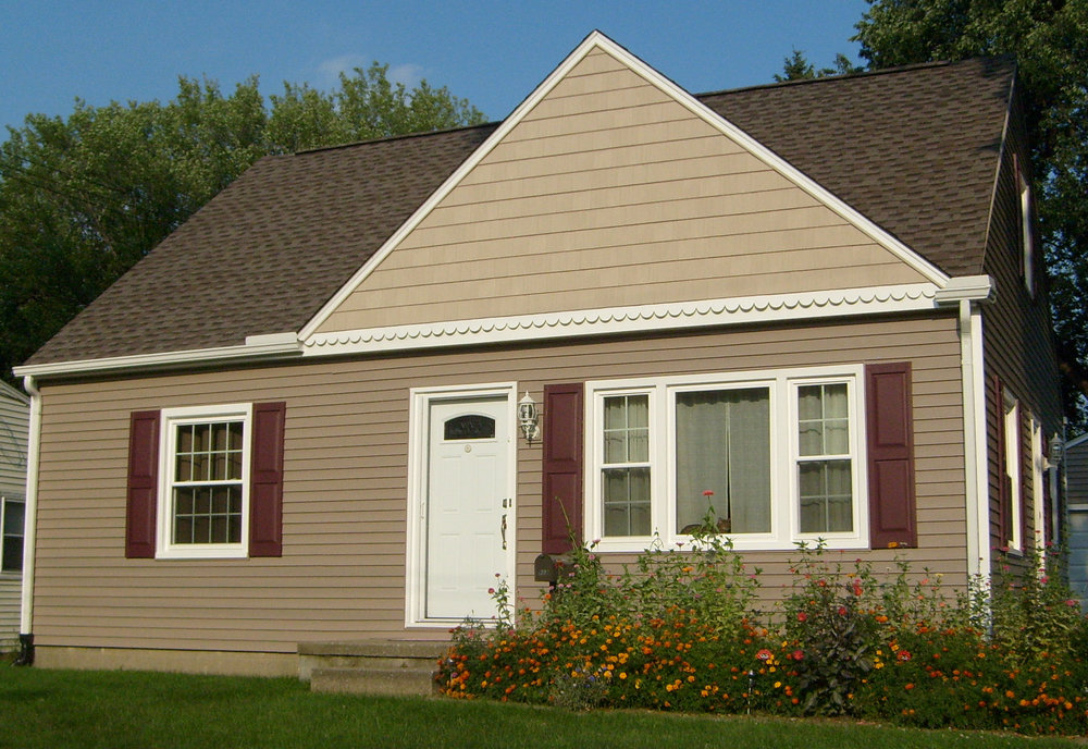 After - Mastic Quest vinyl siding