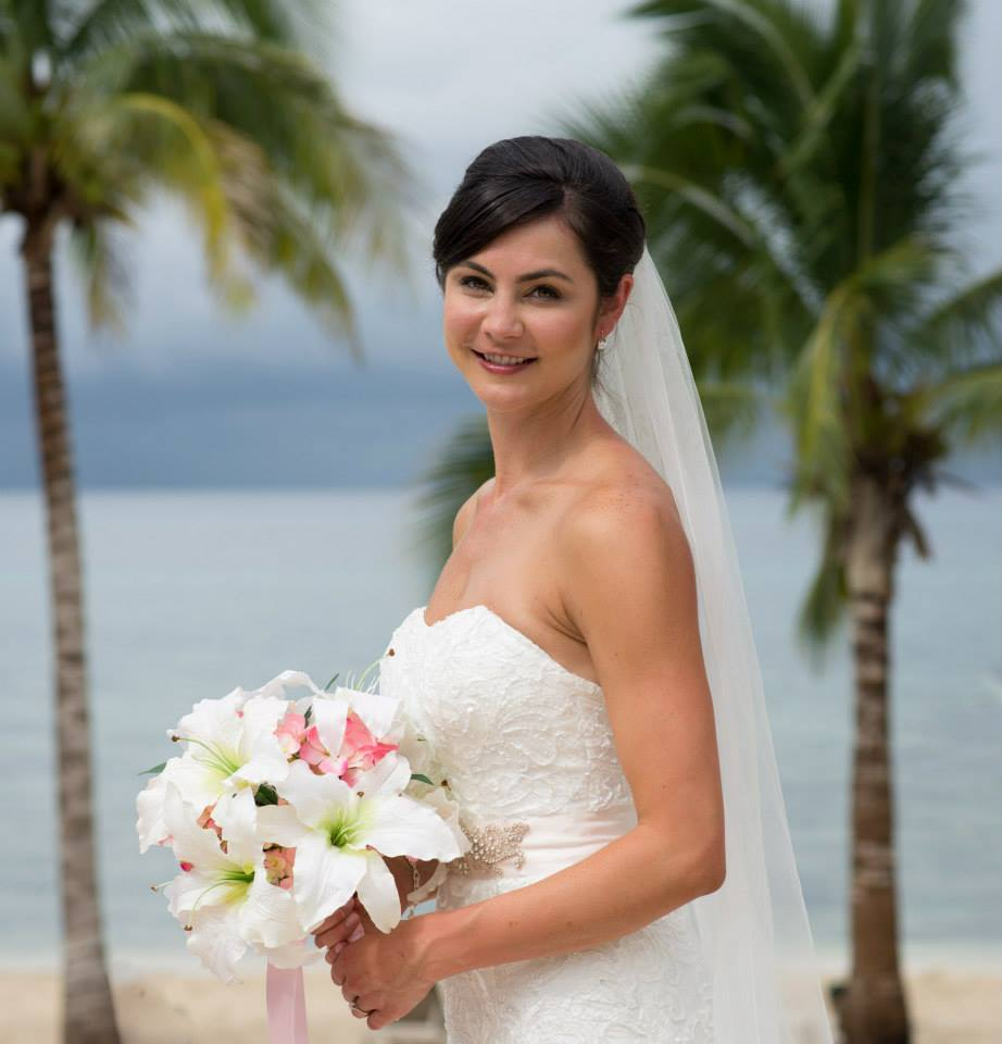 Feature Friday : Monique + Kelly\'s lovely Cozumel wedding — Verde ...