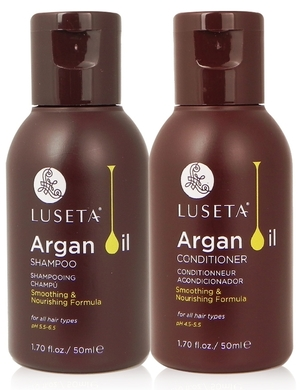 FREE Luseta Shampoo and Condit...