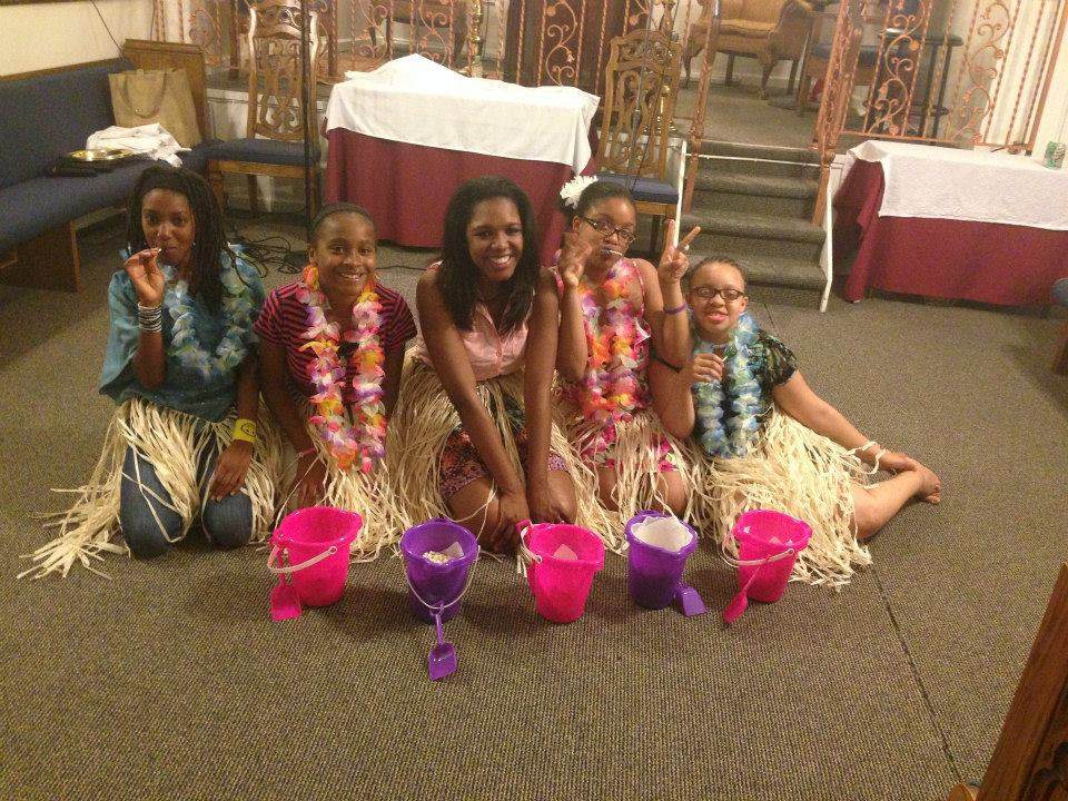Divine  Daughters of Destiny: Girls Youth Ministry