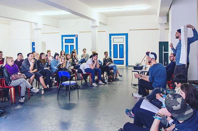 Gemeinsamer Intensivtag   Bis zum 15.02. könnt ihr euch noch für die nächste Workshop Phase bewerben: www.madebyself.de  #madebyself #workshops #hannover #2017