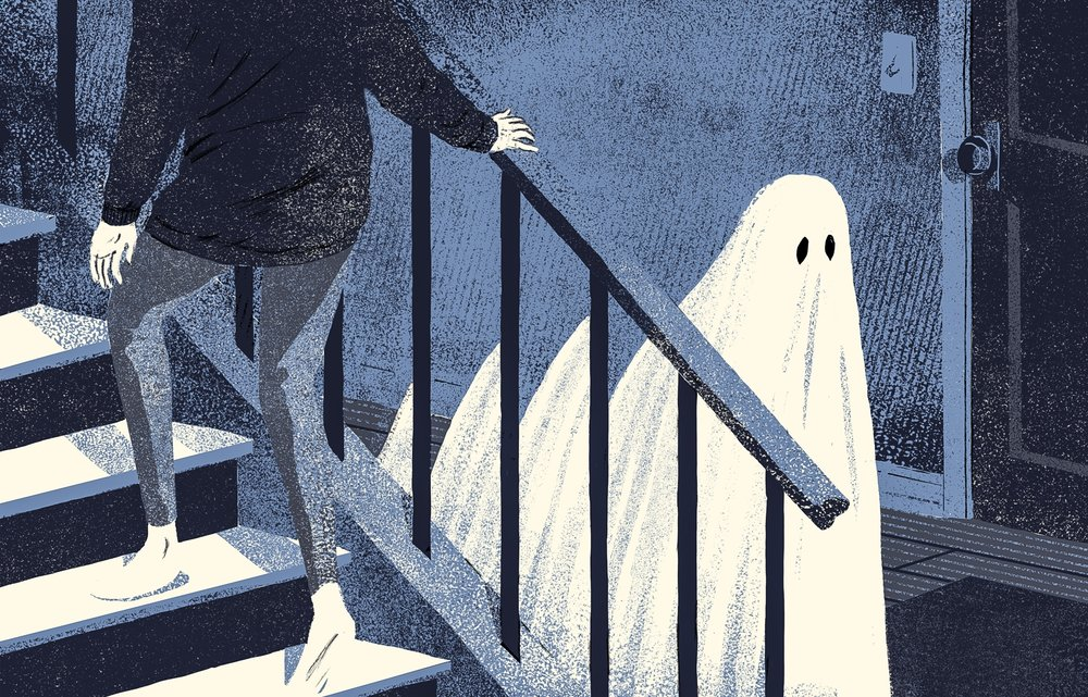 - Illustration by Byron Eggenschwiler