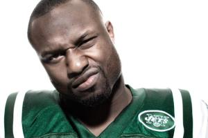 Bart Scott Portrait Session