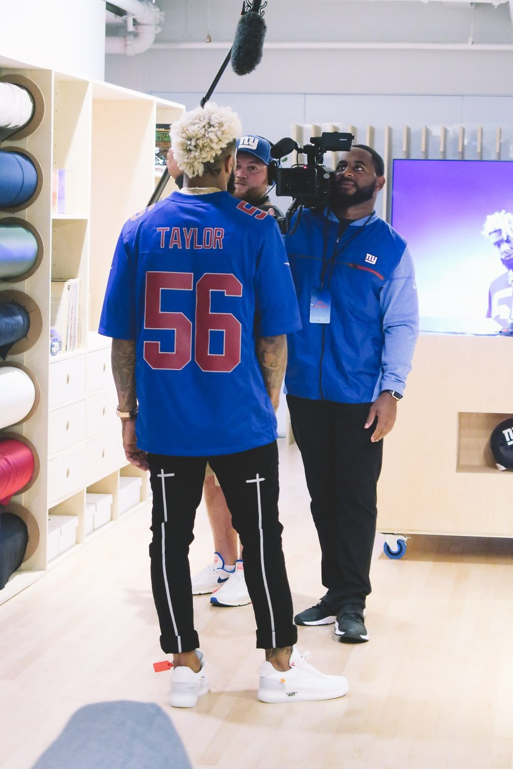 OBJ wearing Red LT Giants Jersey.jpg