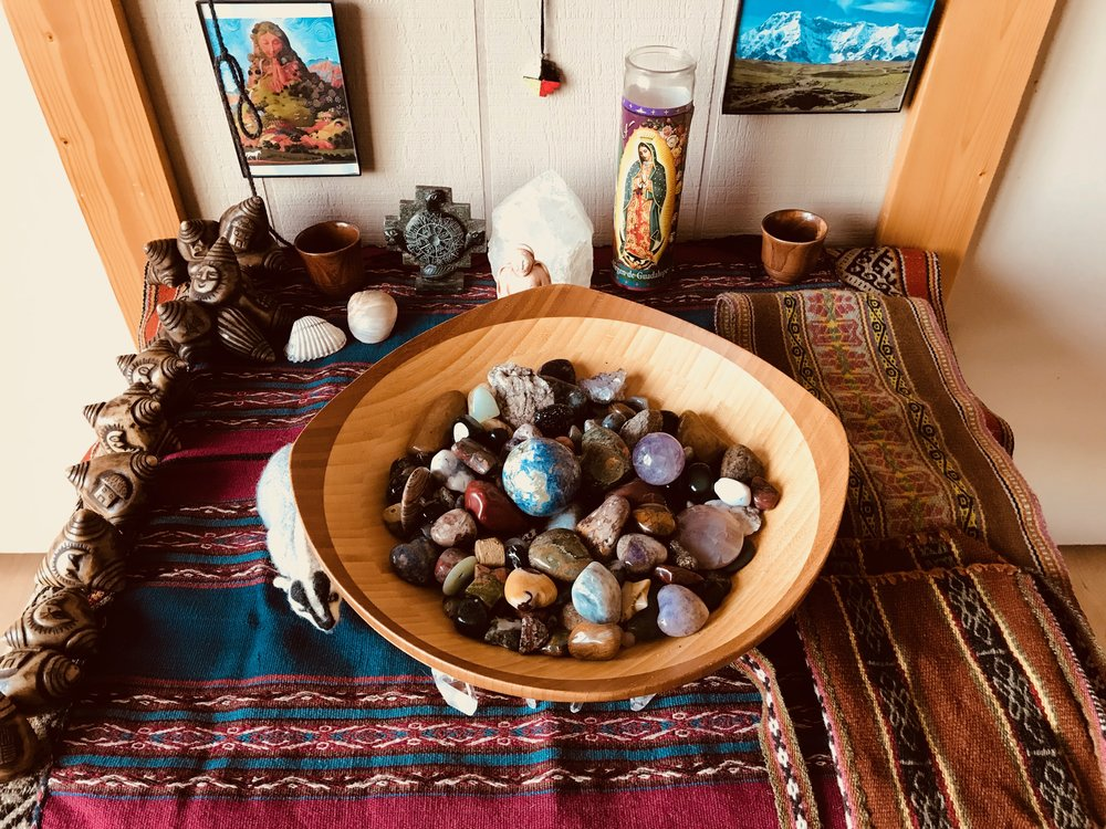 Sophisticated Energy Healing on Cane Mountain in Burnsville