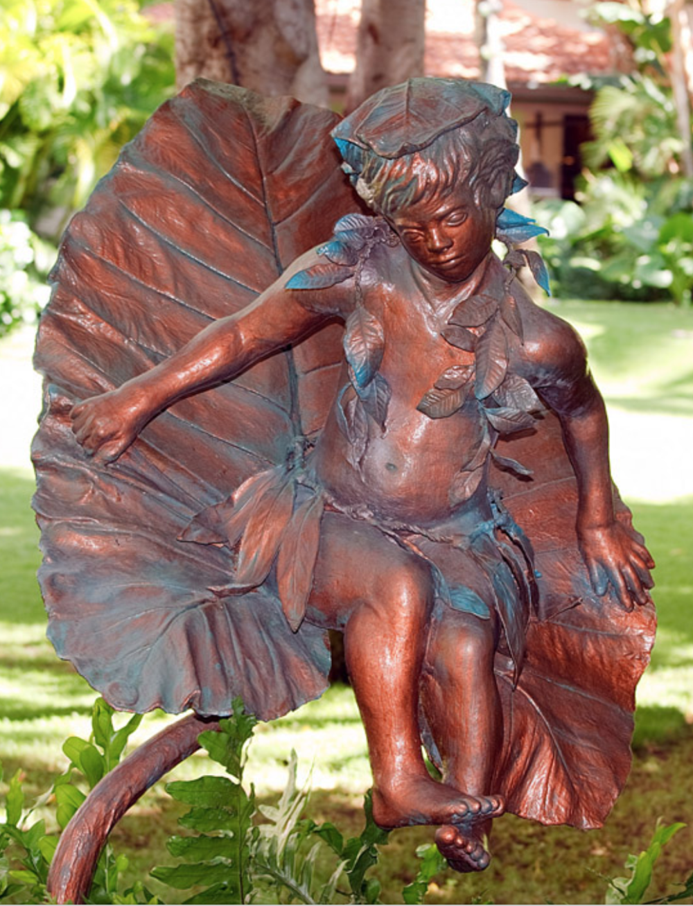 The Menehune, Hawai'ian guardian spirits of place