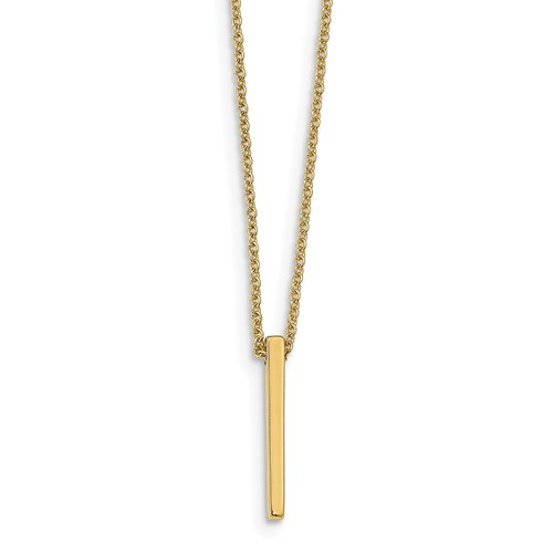 yellow ladies necklace gift bar fashion gold dae8e2f16d