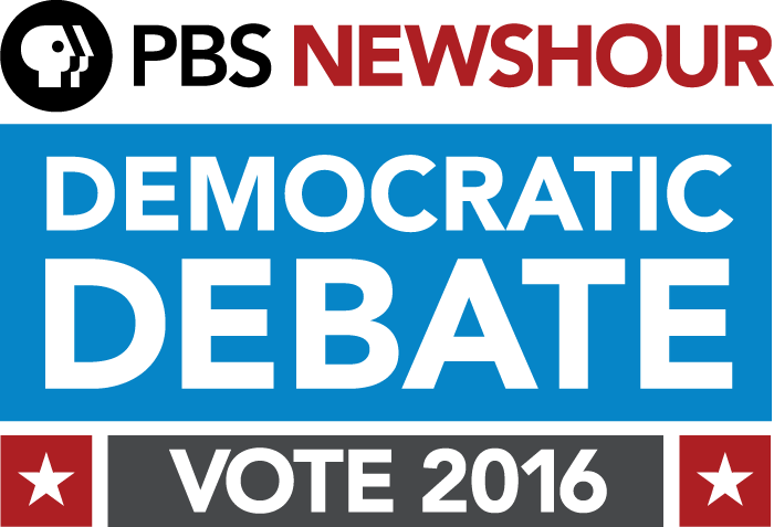PBS NewsHour produced the first Democratic presidential candidates debate following the Iowa caucuses and New Hampshire primary on Thursday, February 11, 2016 at 9 PM ET.- Technical Director - Richard Ehrenberg.