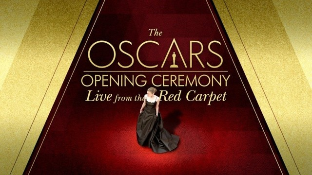 """""""Oscars®Opening Ceremony: Live From The Red Carpet,"""" February, 2017 - Richard Ehrenberg, Technical Director. ABC Television Network, Lincoln Square Productions."""