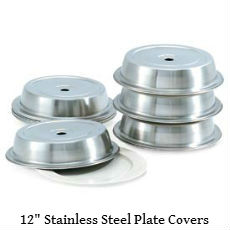 12 inch Stainless Steel round plate covers text.jpg