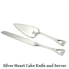 Silver heart Cake knife and server set.jpg