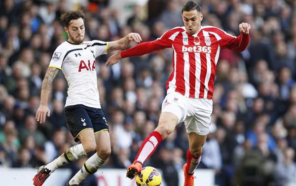 Nhận định bóng đá Tottenham vs Stoke City