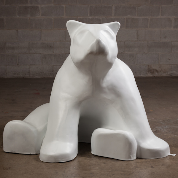 Sitting Bear (front view)