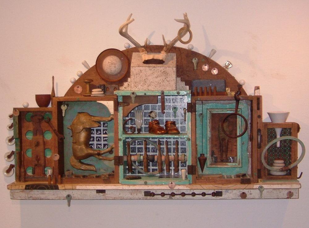 Doug Calisch,  Homeland Arcade