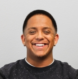 Aaron de la Torre || Mighty Blaze Pastor    Fun Fact: My greatest hobby is washing my car!