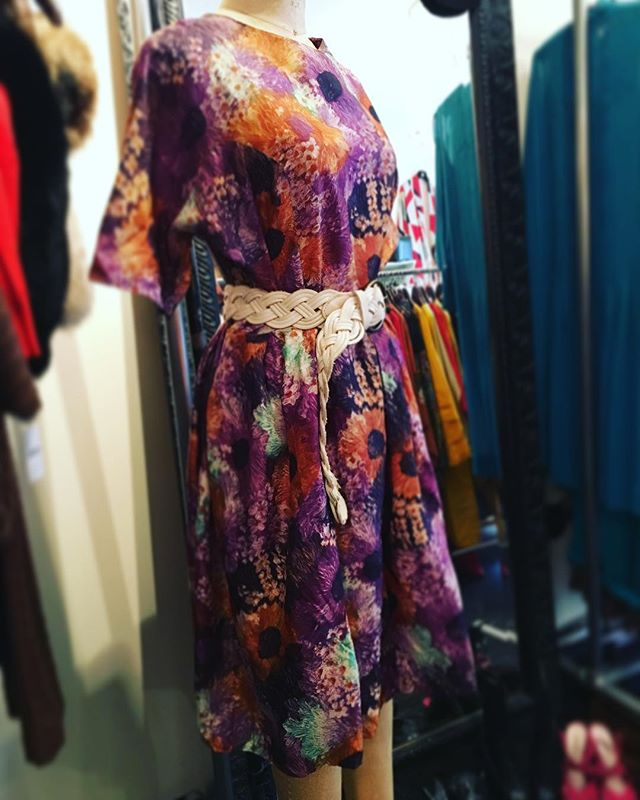 毎日新入荷中🌷#newarrivals #daily @rabbitsnyc #springdress #vintageclothing #brooklyn #nyc