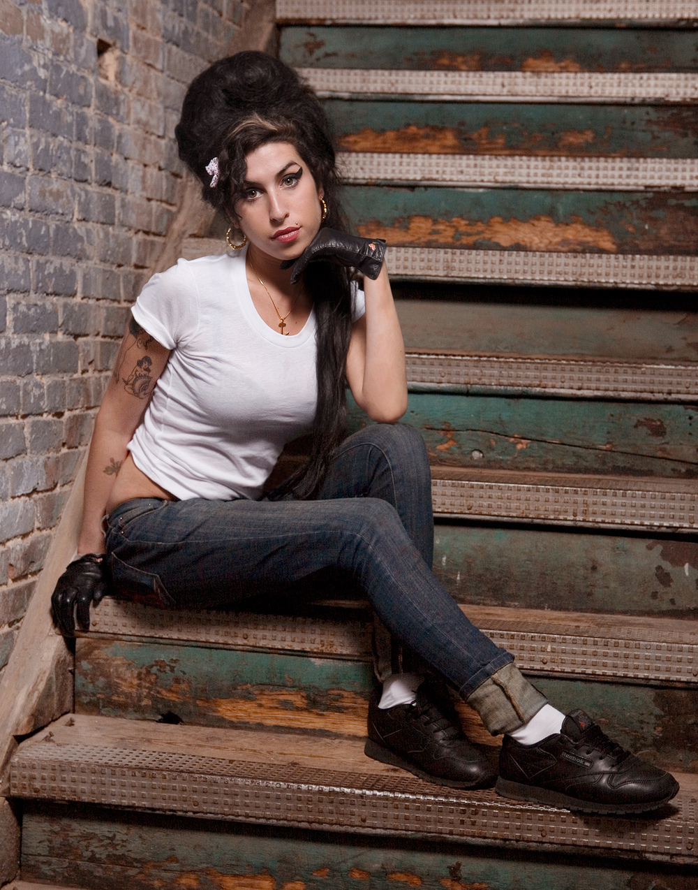 Amy Winehouse, Musician. For The Word Magazine.