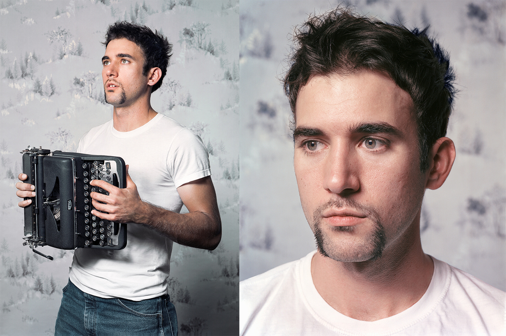 Sufjan Stevens, Musician. For Topic Magazine.
