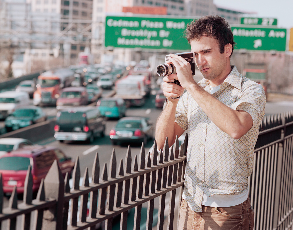 Sufjan Stevens, Musician. For Asthmatic Kitty Records.