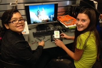 Cyber Adventures Camp for Girls