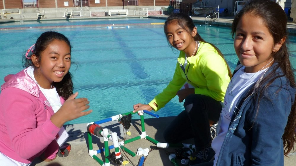 Expanding Your Horizons - STEM Conference for Girls