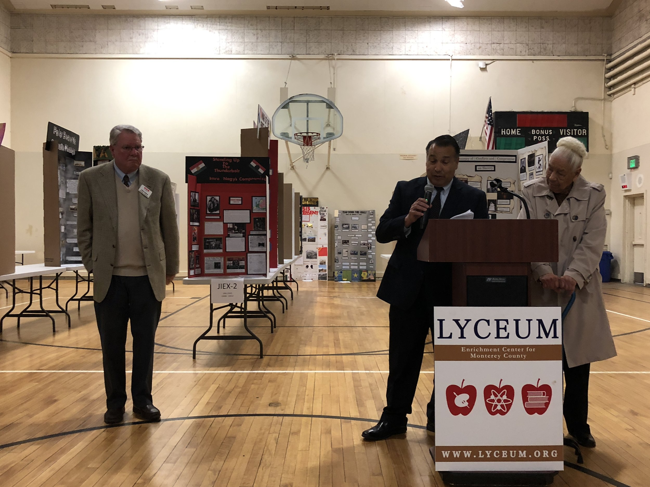 History Day — The Lyceum of Monterey County