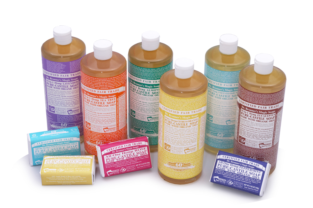 Dr. Bronner's Magic Soap