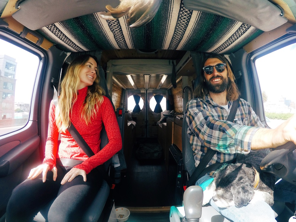 Guest Post Converting A Sprinter Van Into A Tiny Home Tiny House