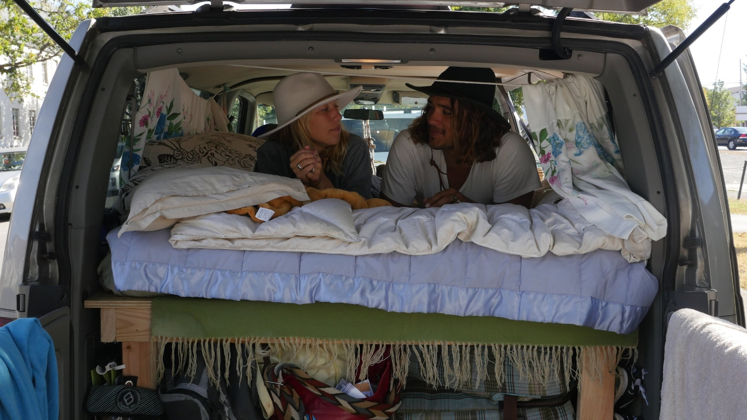 Guest Post Converting A Chevy Van Into A Tiny Home Tiny House Tiny Footprint